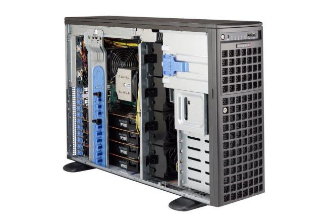 GPU Dual 12-Core Xeon (4x RTX 2080Ti)